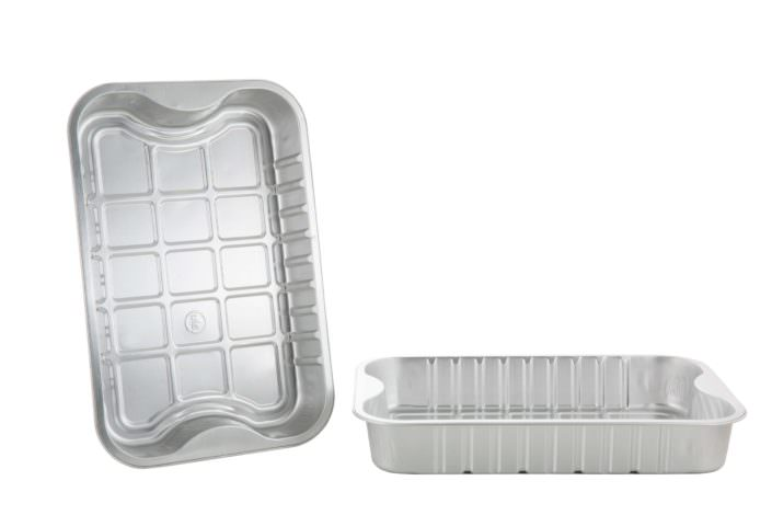 Roast and preparation trays