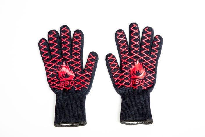 Handschoenen met siliconen