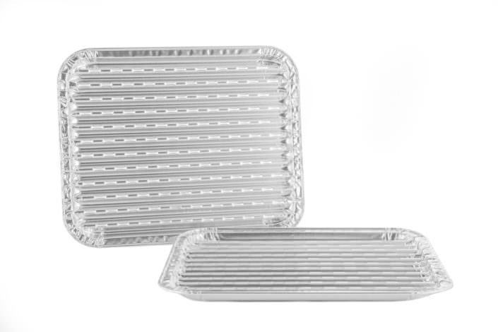 Various grill trays