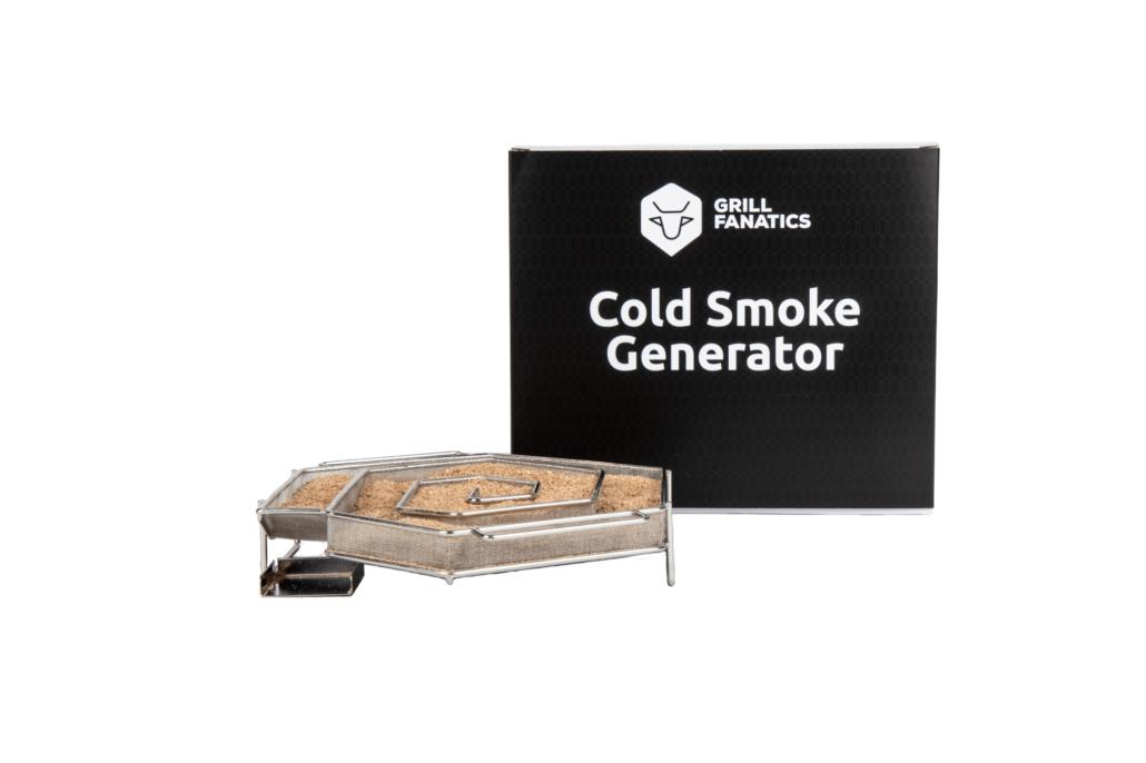 Grill Fanatics cold smoke generator