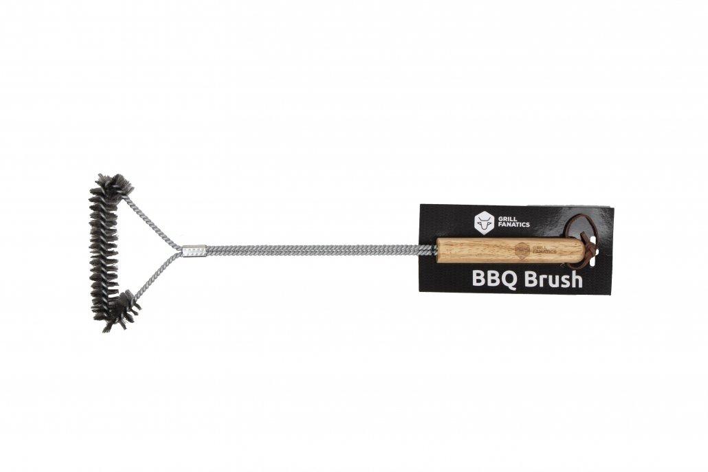Grill Fanatics BBQ brush