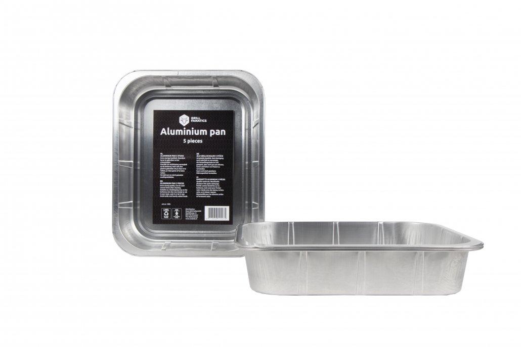 Grill Fanatics aluminium pan